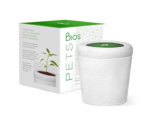 Bios tree-growing urn